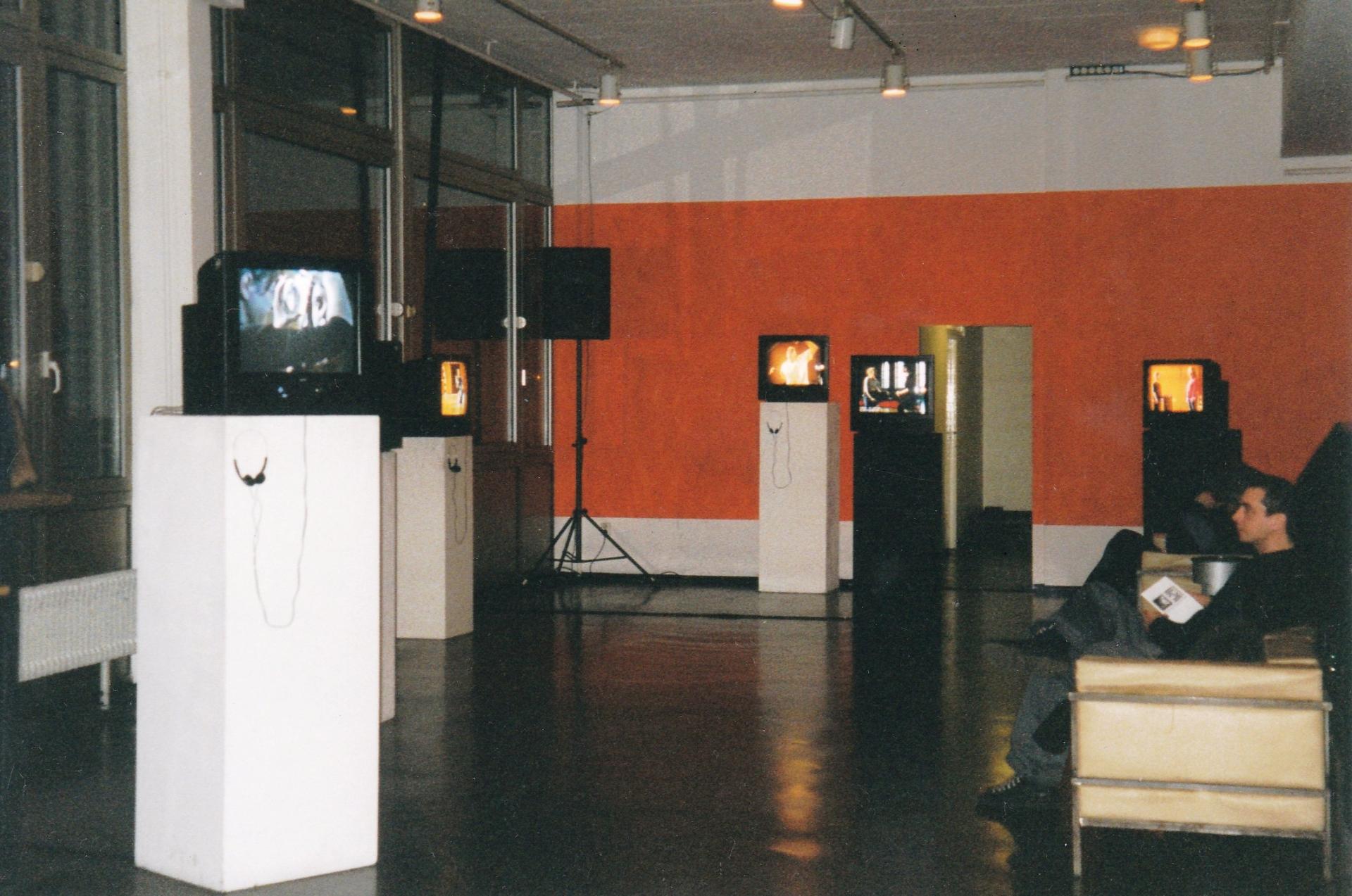 laboratorium haus 1 Lydia Müller – Installation