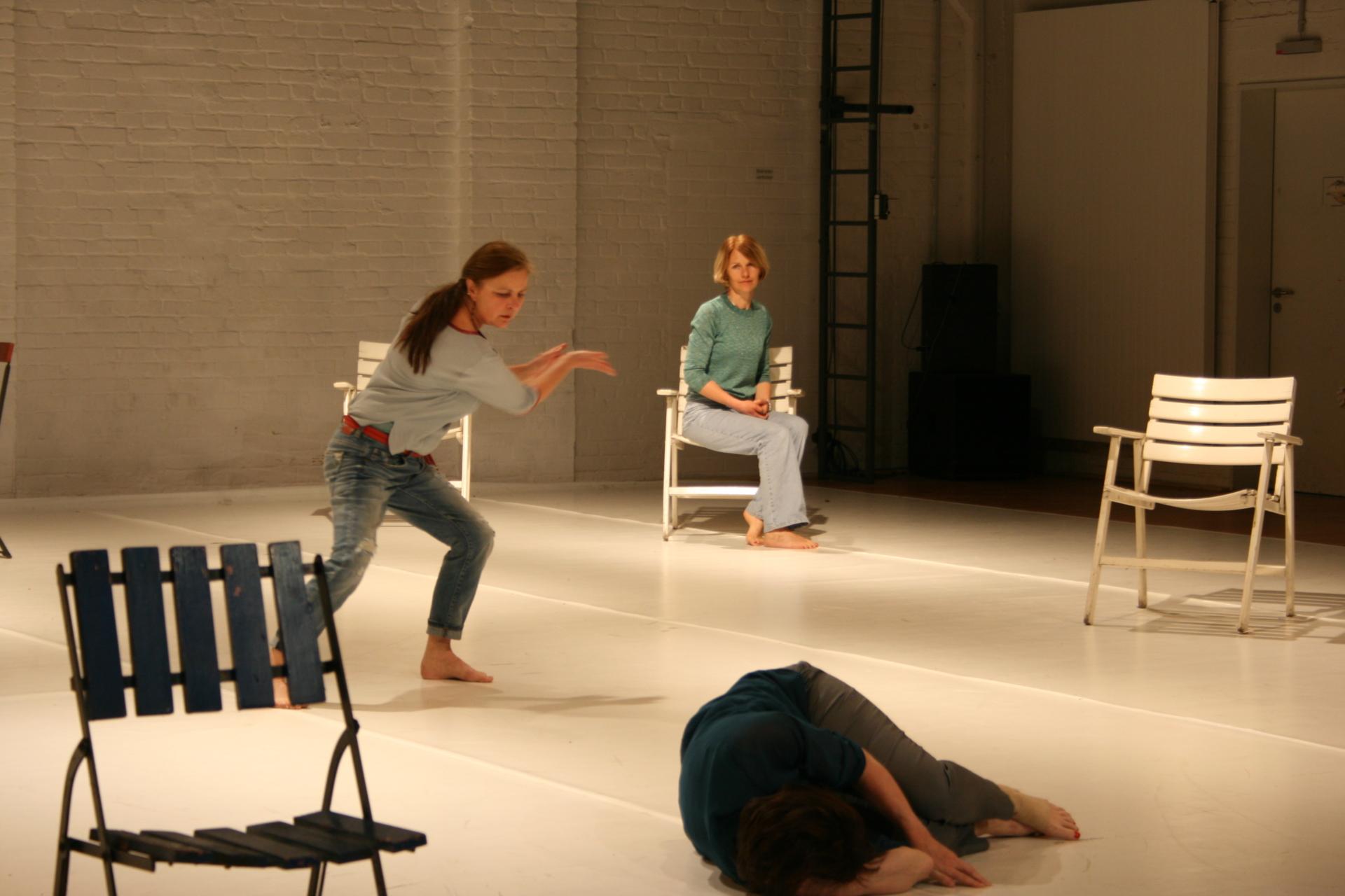 laboratorium haus 1 Lyd. Tanz/Choreographie – Sssss….