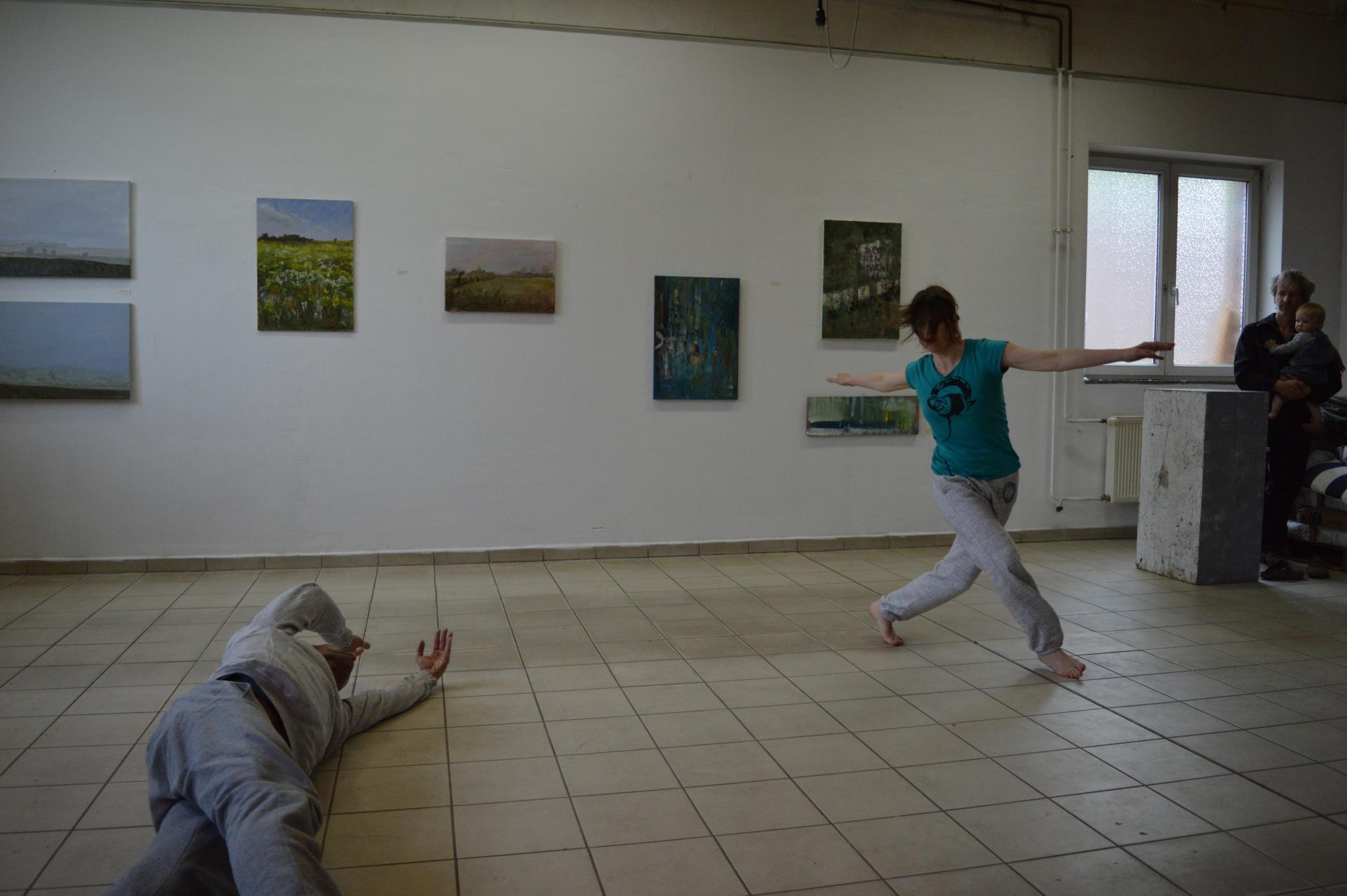 laboratorium haus 1 Lyd. Tanz/Choreographie – sharing the house