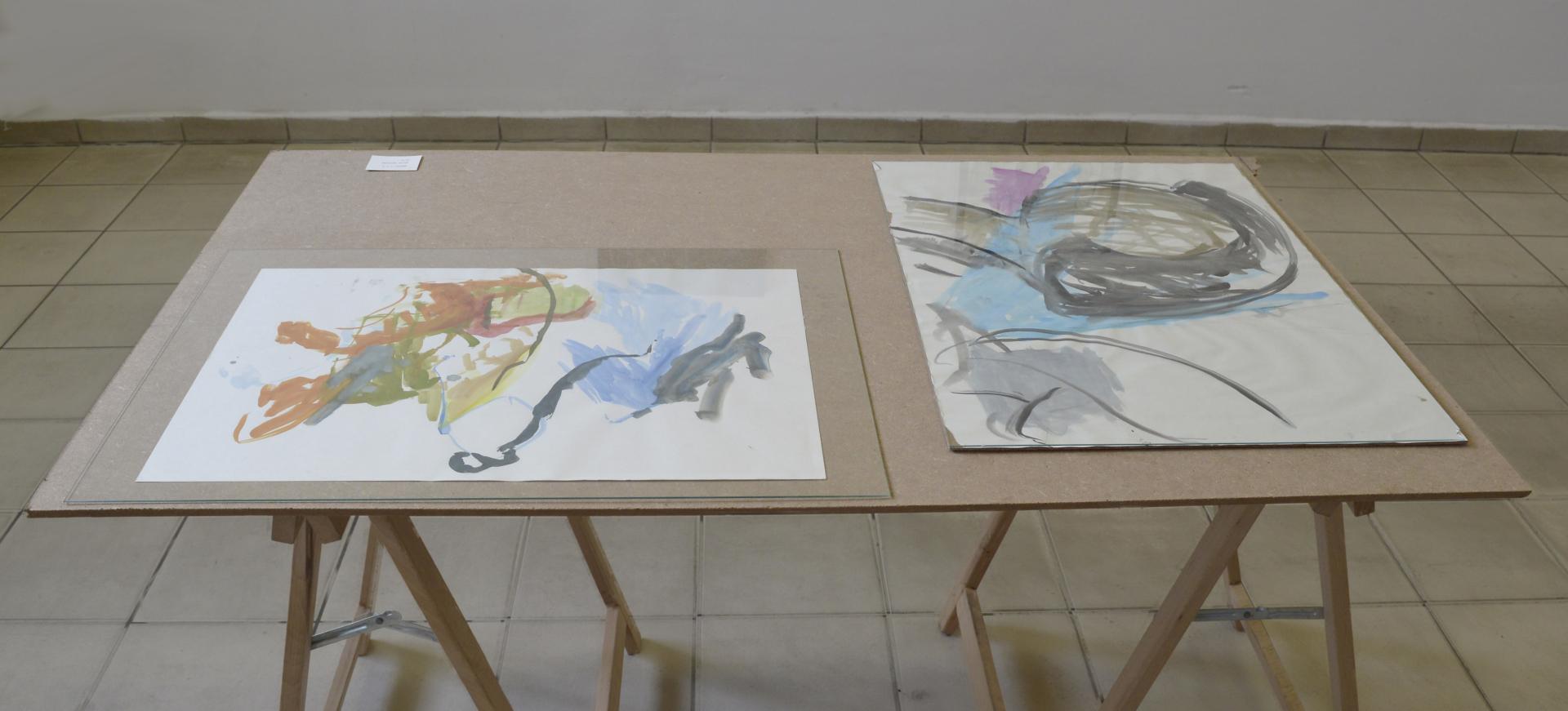 laboratorium haus 1 Heiko Wennesz malerei2-koncolor