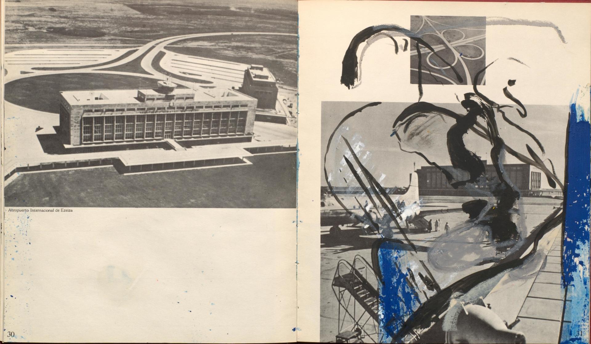 laboratorium haus 1 Heiko Wennesz grafik 7-book argentina