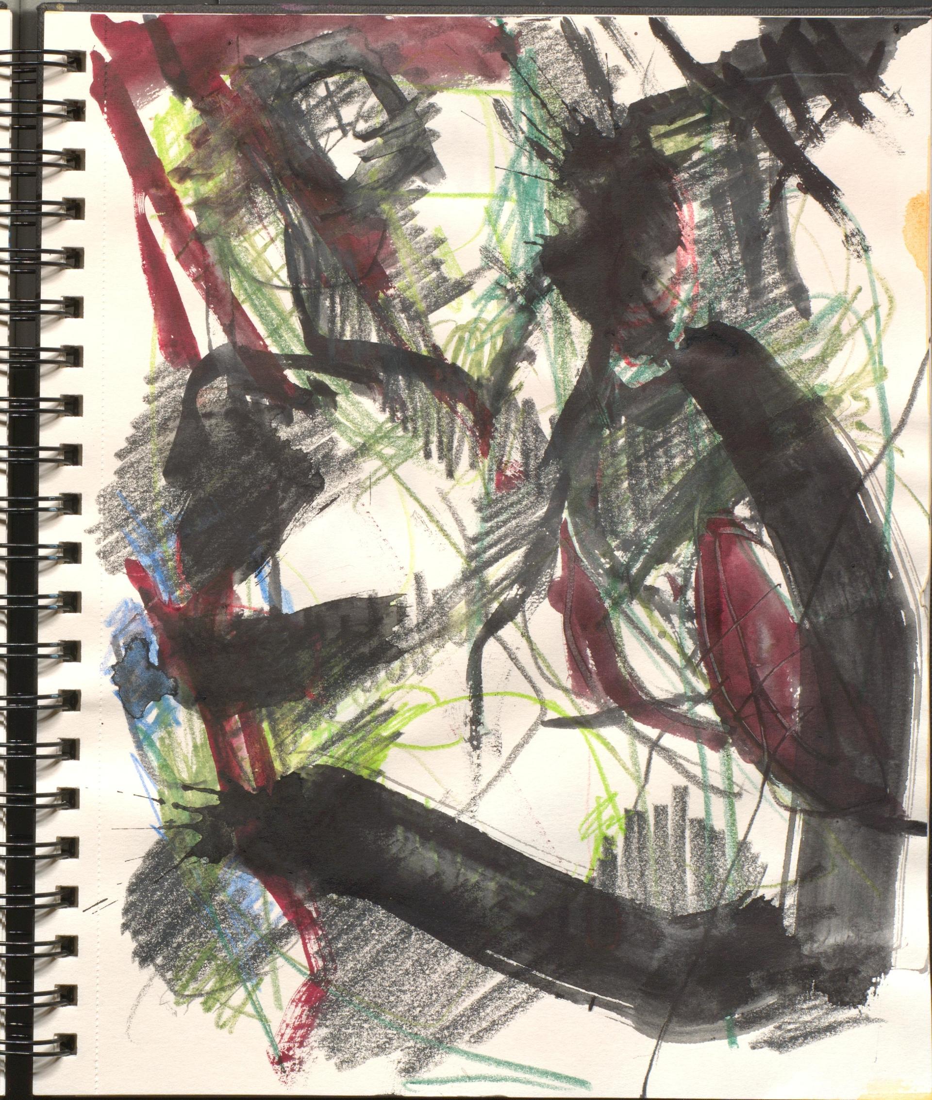 laboratorium haus 1 Heiko Wennesz grafik 3-sketches