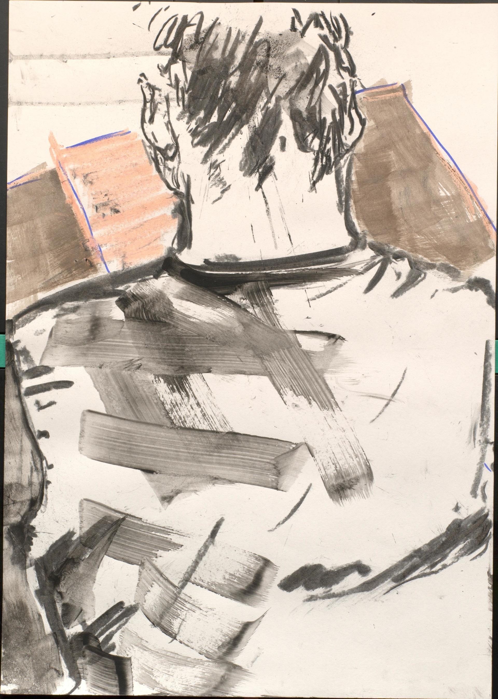 laboratorium haus 1 Heiko Wennesz grafik 1b-der Zeichner