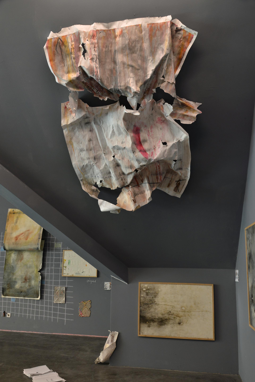 laboratorium haus 1 phillip langer – arbeit- paperhouse-kunstraum2016