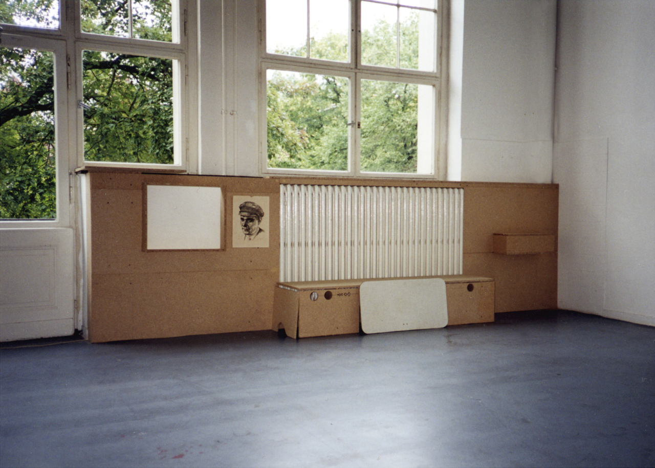 laboratorium haus 1 Heiko Wennesz installation-die konstruktion-objekte