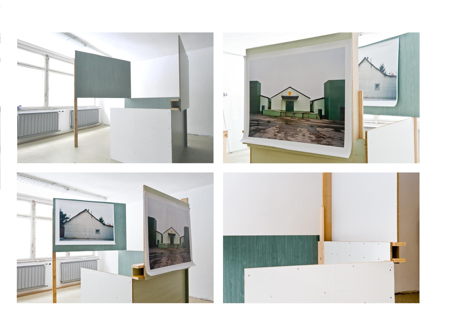 laboratorium haus 1 Heiko Wennesz installation-die konstruktion-konstrukte