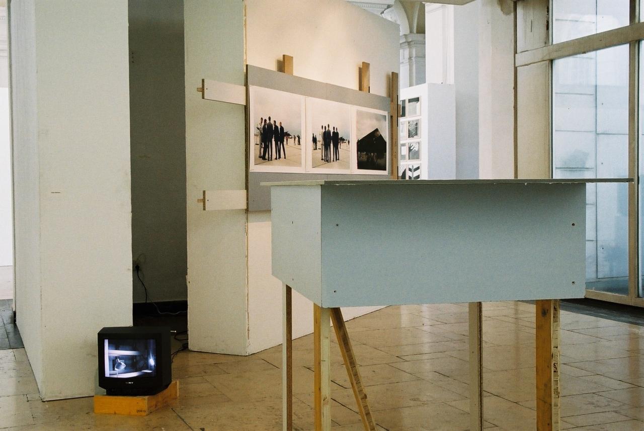 laboratorium haus 1 Heiko Wennesz installation-die konstruktion-stealth