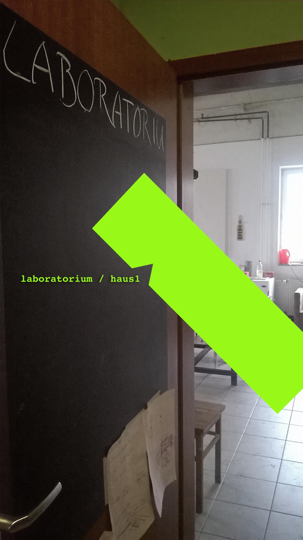 laboratorium haus 1 profil
